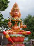 Deusa hindu Foto de Stock Royalty Free