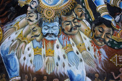 Deusa indiana Imagens de Stock