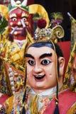 Deuses chineses foto de stock