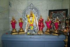 Deuses indianos Foto de Stock