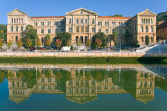 Deusto university Stock Image