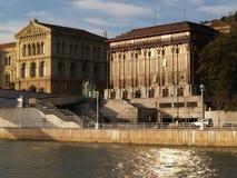 Deusto University. University of Deusto in Bilbao, Spain stock image