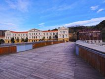 Deusto University in Bilbao Royalty Free Stock Image