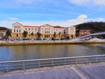 Deusto University in Bilbao Royalty Free Stock Images