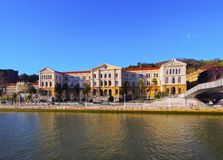 Deusto University in Bilbao Stock Photography