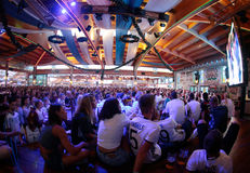 Deutsch-Fans 023 Lizenzfreie Stockbilder