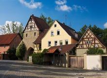 Deutsche Architektur lizenzfreie stockbilder