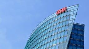 Deutsche Bahn (DB) Fotos de archivo libres de regalías