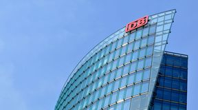 Deutsche Bahn (DB) royalty free stock photos