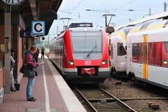 Deutsche Bahn Stock Image