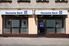 Deutsche Bank Stock Foto