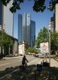 Deutsche Bank Stock Images