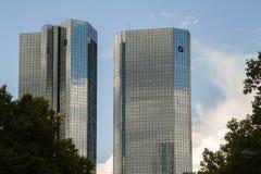 Deutsche Bank zdjęcie stock