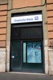 Deutsche Bank Fotografia Stock Libera da Diritti