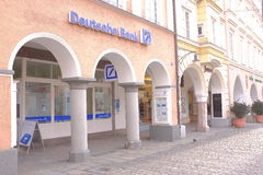 Deutsche Bank Obrazy Royalty Free