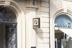 Deutsche Bank Imagem de Stock