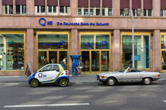 Deutsche Bank AG 免版税库存照片