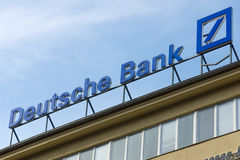 Deutsche Bank AG Stock Image