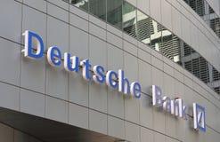 Deutsche bank Germany. Finance company royalty free stock image