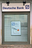 Deutsche Bank in Italy Royalty Free Stock Photography