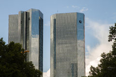 Deutsche Bank Stock Photo