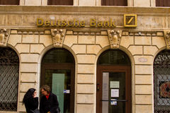 Deutsche Bank Stock Photos
