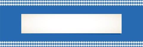 Deutsche bayerische Herbstfestivalanmerkung vektor abbildung
