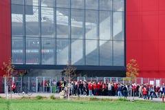 Deutsche Fußballliga Stockfoto