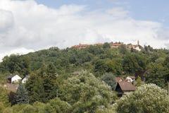Deutsche Landschaft Stockfotos