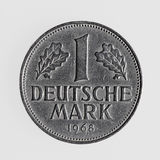 Deutsche Münze Stockbilder