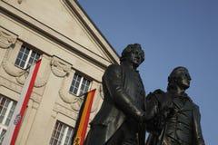 Deutsche National theater Stock Images
