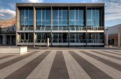 Deutsche Nationalmuseum-Fassade Stockbild