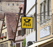 Deutsche Post Stock Photography