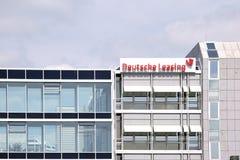 Deutsche que aluga o Homburg mau Fotos de Stock