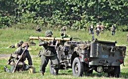 Deutsche Soldaten Lizenzfreie Stockfotos
