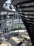 Deutscher Ομοσπονδιακή Βουλή Στοκ Φωτογραφίες