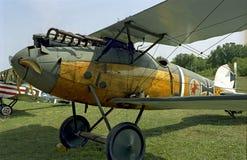 Deutscher Albatros von WWI Stockfotografie