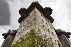 Deutscher Bunker Lizenzfreie Stockfotografie