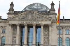 Deutscher der Bundestag Lizenzfreies Stockfoto