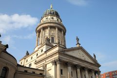Deutscher Dom Royalty Free Stock Photo