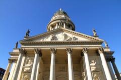 The Deutscher Dom in Berlin Royalty Free Stock Photos