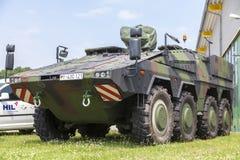 Deutscher gepanzerter Sanitätswagen, Boxer Lizenzfreie Stockbilder