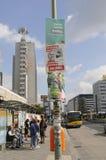 Deutscher lokales elections_make Berlin stärker Lizenzfreies Stockbild