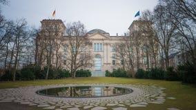 Deutscher Reichstag, Berlin, Deutschland Stockfotos