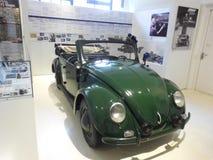 Deutscher Weinlese VW-Käfer stockfoto