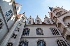 Deutsches altes Schloss, Meissen, Deutschland Stockfotos