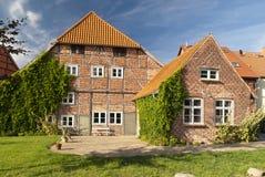 Deutsches Haus in Rehna Royalty Free Stock Photos