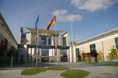 Deutsches Kanzleramt lizenzfreie stockbilder