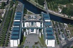 Deutsches Kanzleramt lizenzfreie stockfotos