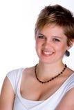 Deutsches Mädchen Lizenzfreies Stockfoto